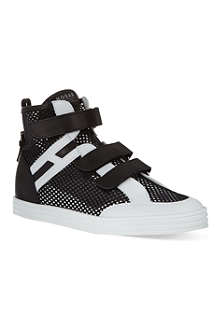 HOGAN REBEL Narcissus trainers
