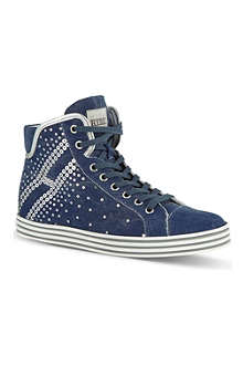 HOGAN REBEL Athena high-tops