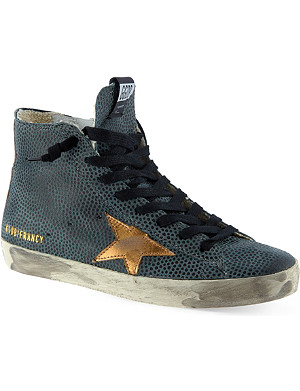 GOLDEN GOOSE Francy hi-tops