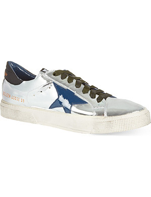 GOLDEN GOOSE May trainers