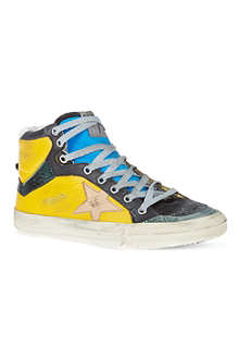 GOLDEN GOOSE 2.12 high top trainers