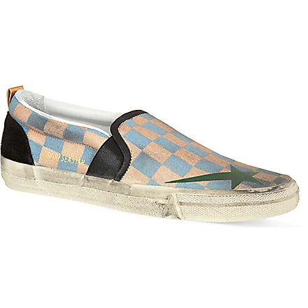 GOLDEN GOOSE Seestar slip-on trainers