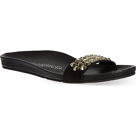 PEDRO GARCIA Addie sandals (Black