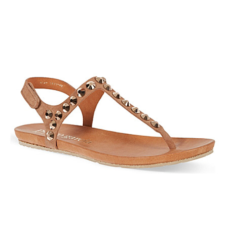 PEDRO GARCIA Judith sandals (Brown