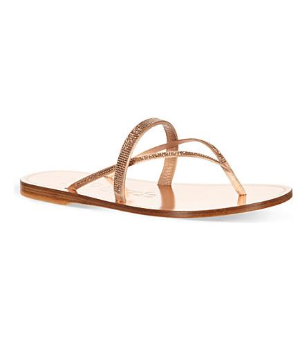 PEDRO GARCIA Zuriel sandals (Pink