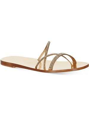 PEDRO GARCIA Iluna sandals