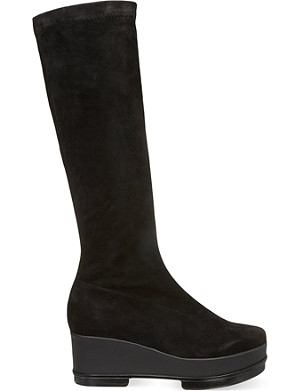 ROBERT CLERGERIE Yosti knee-high boots
