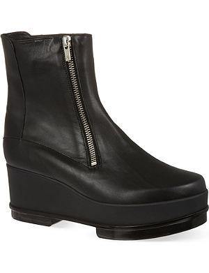 ROBERT CLERGERIE Yensio flatform boots