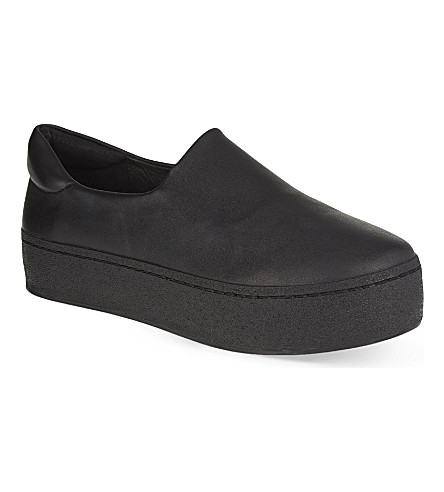 OPENING CEREMONY Slip on sneakers (Black
