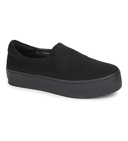 OPENING CEREMONY Slip-on sneakers (Black