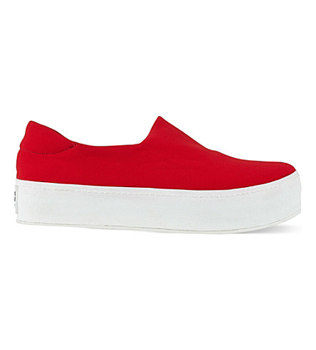 OPENING CEREMONY Slip-on trainers (Red