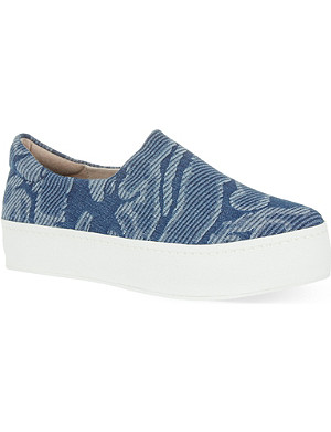 OPENING CEREMONY Slip-on platform trainers
