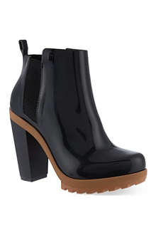 MELISSA Soldier chelsea boots