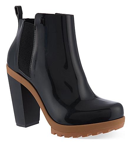 MELISSA Soldier chelsea boots (Black