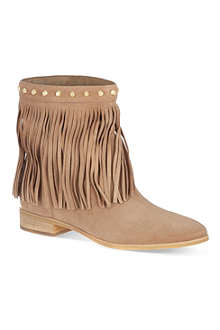MICHAEL MICHAEL KORS Billy fringed boots