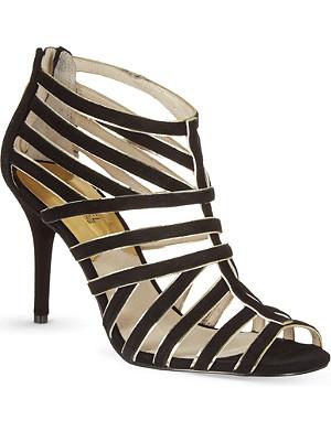 MICHAEL MICHAEL KORS Tatianna suede heeled sandals