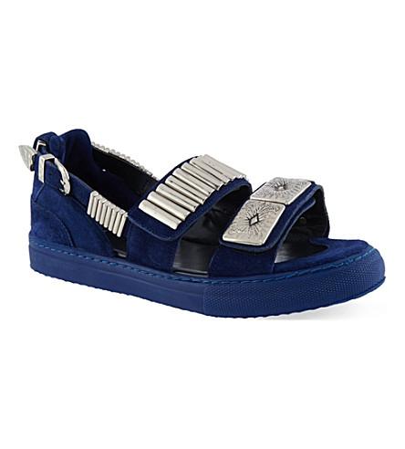 TOGA Loring sandals (Blue
