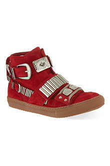 TOGA Losfield hi-top trainers