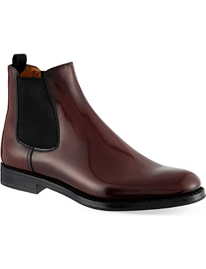 CHURCH Monmouth leather ankle boots