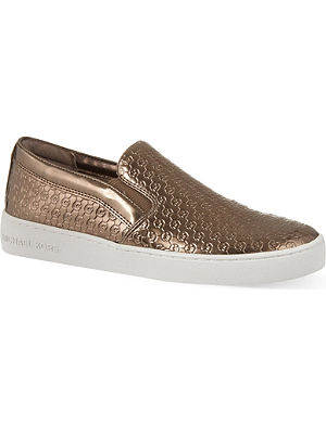 MICHAEL MICHAEL KORS Breck slip on trainers
