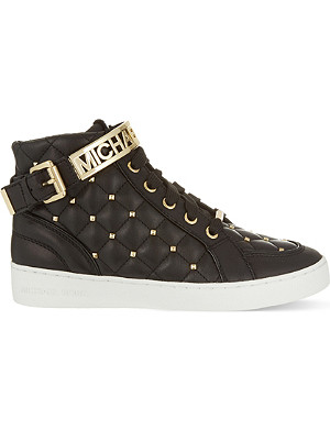 MICHAEL MICHAEL KORS Essex high tops
