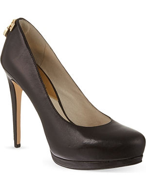 MICHAEL MICHAEL KORS Hamilton heeled pumps