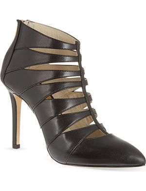 MICHAEL MICHAEL KORS Mavis back zip heeled sandals