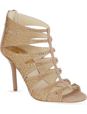 MICHAEL MICHAEL KORS Mavis open toe heeled sandals