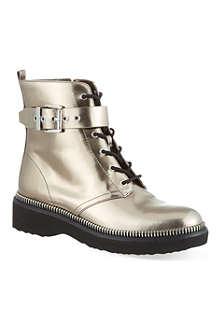 MICHAEL MICHAEL KORS Vivia worker boots