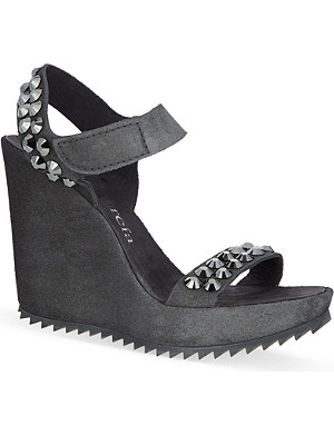 PEDRO GARCIA Vanesa wedge sandals