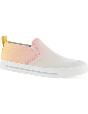 MARC BY MARC JACOBS Skate patent trainers