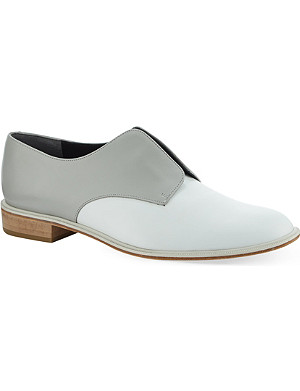 ROBERT CLERGERIE Jirac slip on Derby shoes