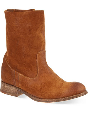 N.D.C MADE BY HAND Hera suede boots