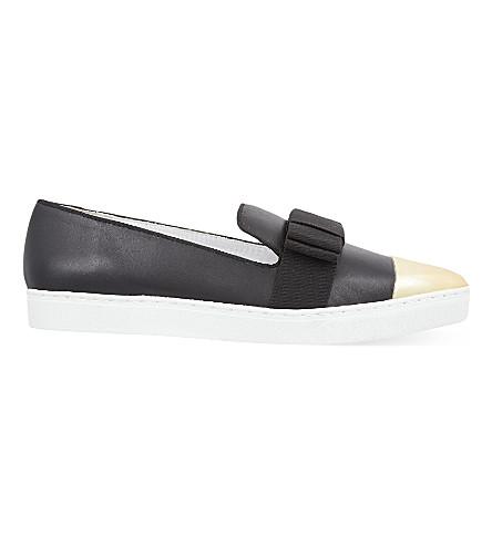 SENSO Dree II pointed toe pumps (Black