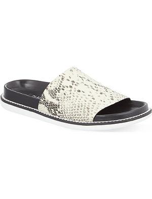 SENSO Kailee III leather sandals