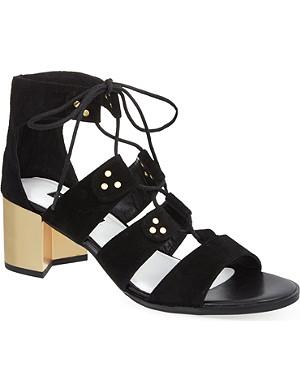 SENSO Qiana IV block-heeled sandals