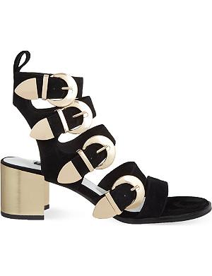 SENSO Quarry II block-heeled sandals