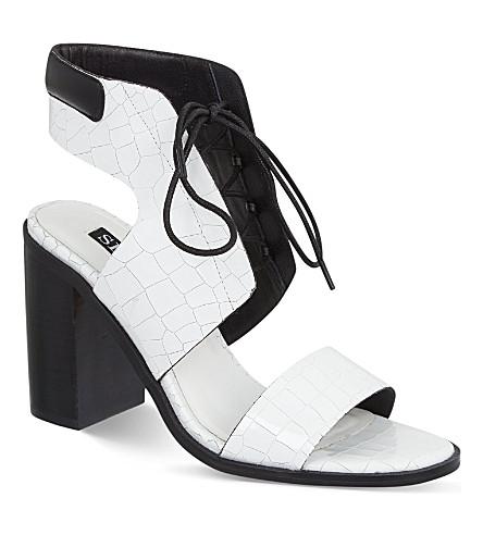 SENSO Valleri IV block-heeled sandals (White