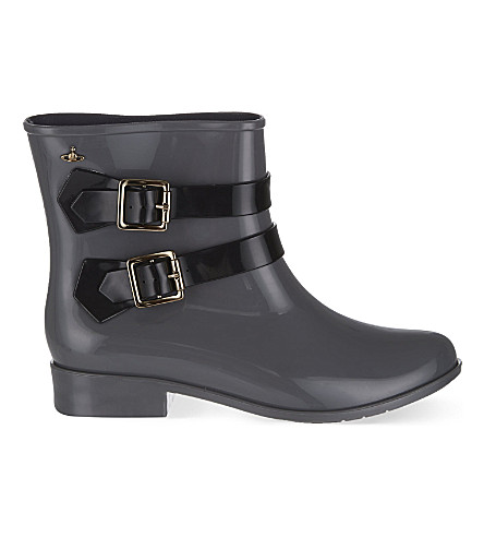 vivienne westwood pirate ankle boots
