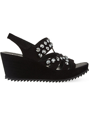 PEDRO GARCIA Farrel wedge sandals