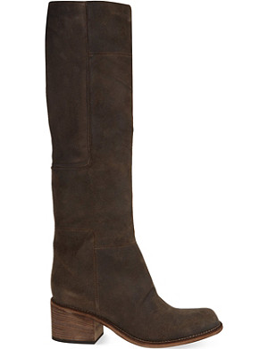 LD TUTTLE The Lost knee high boots