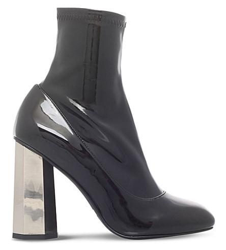 SENSO Umar I patent ankle boots (Black