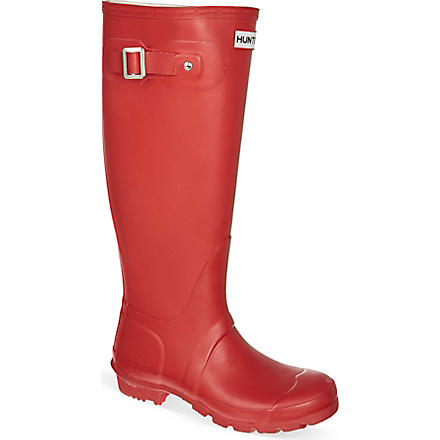 HUNTER Original wellies (Red