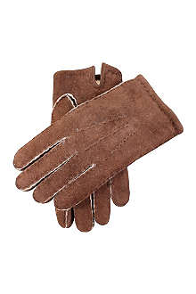 DENTS Hand-sewn lambskin gloves