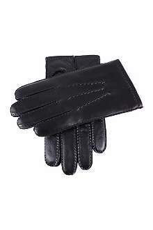 DENTS Touchscreen technology leather finger gloves