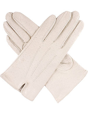 DENTS Imipec leather gloves