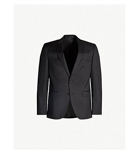 BOSS Johnstons wool jacket (Black
