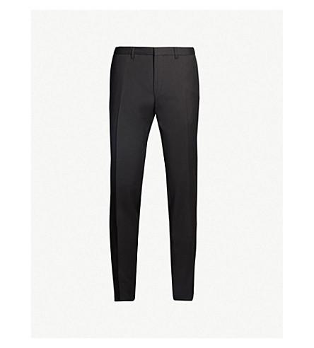 BOSS Wave wool trousers (Black