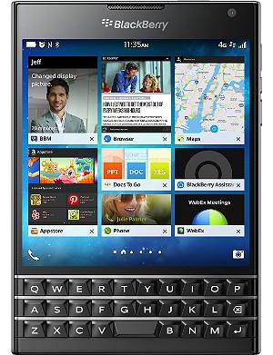 BLACKBERRY Blackberry Passport smartphone