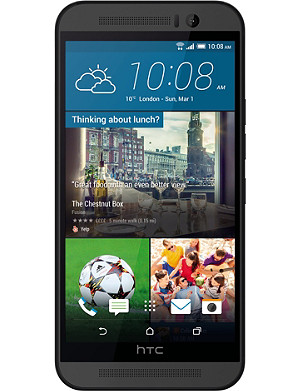 HTC ONE M9 phone